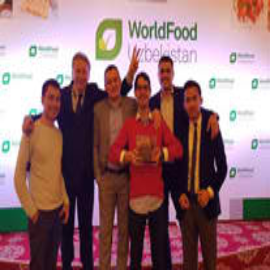 2018 Uzbekistan World Food Exhibition