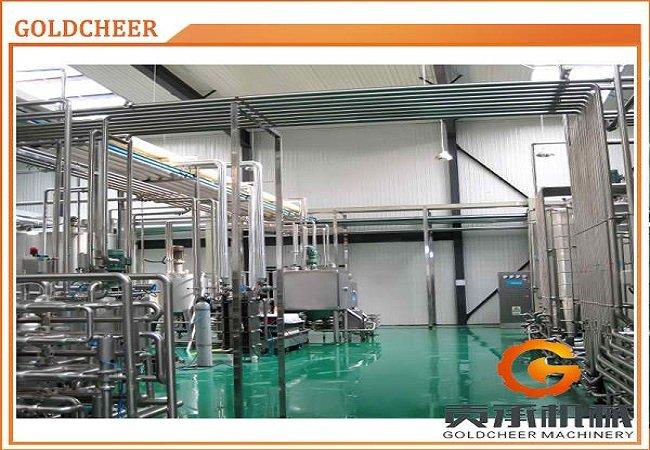 Orange Juice Production Line