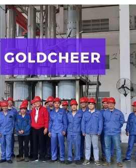 GoldCheer catalog