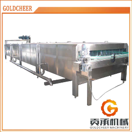 Tunnel Sterilizer And Cooler