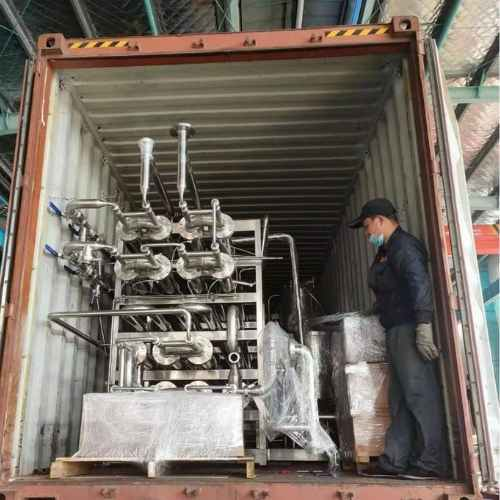 tomato processing machine shipping from China