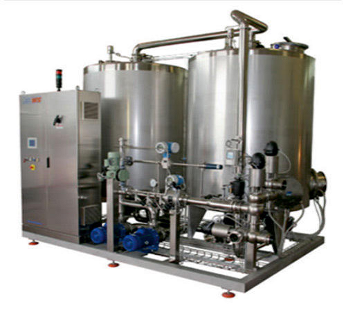 automatic cip system