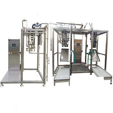 3 to 220 Liter Aseptic Bag Filling Machine