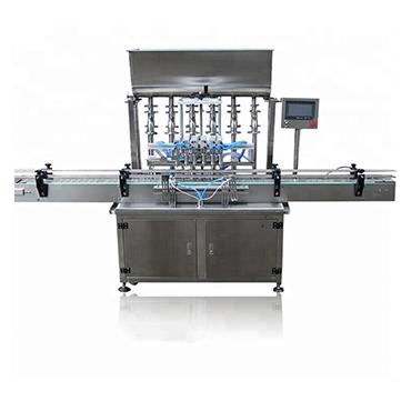 Water Juice Filling Machine