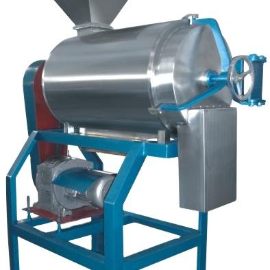 Figure 1 Fruit crushing machine