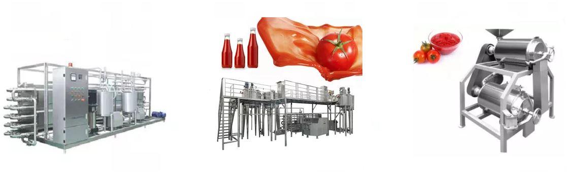 Figure 12 Tomatoe processing machine