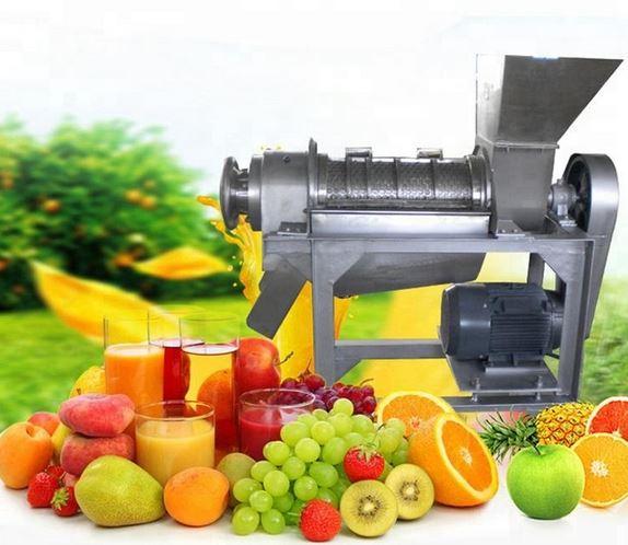 Figure 3 Fruit crushing machine