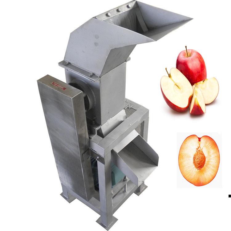 Figure 7 Fruit crushing machine