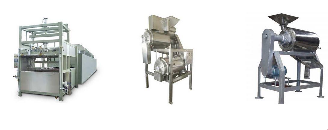 Figure 8 Fruit pulping machine