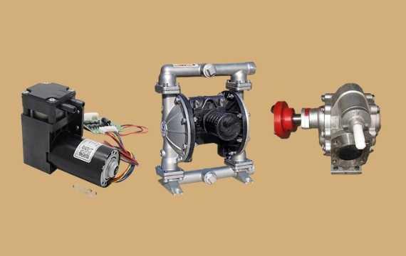 stainless steel piston pump video image